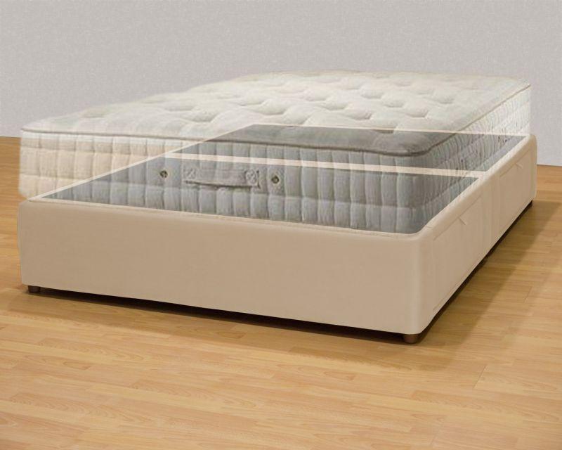Tiffany 4-drawer Queen Platform Beds with Storage Underneath