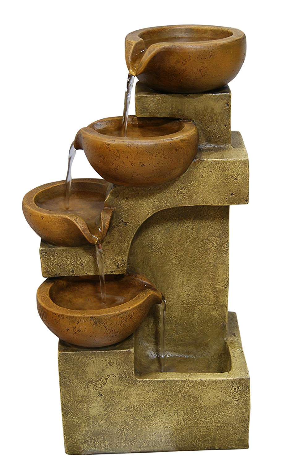 Alpine Tiering Pots Fountain