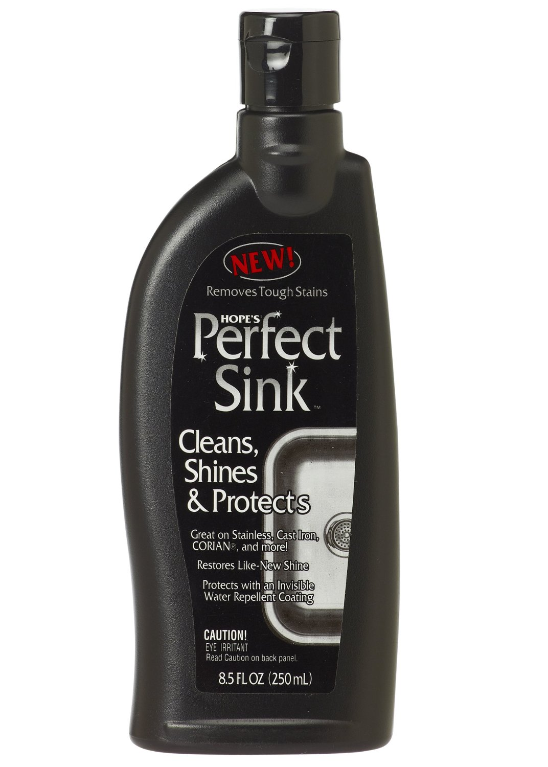 Hope's Perfect Sink - 8.5 oz Sink Cleaner and Polish