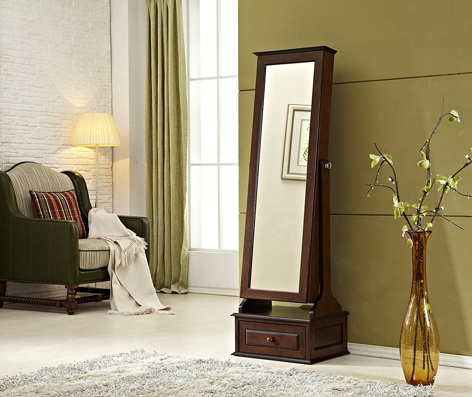 floor mirrors for bedroom floor standing mirror as room decoration 15269