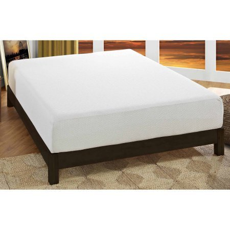 "Signature Sleep Gold CertiPUR-US Inspire 12"" Memory Foam Mattress, Multiple Sizes (Full, Queen, King), 1-year Limited Warranty! (Queen)"