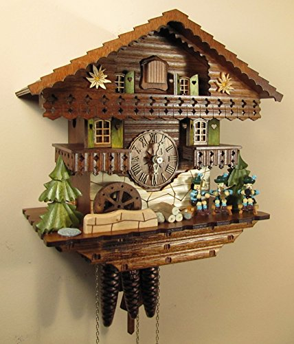 Sternreiter 1390 Musicians Cuckoo Clock