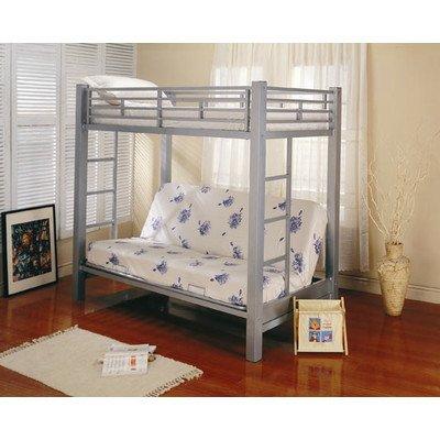 Twin Full Bunk Bed Ladder Bedroom Furniture Children Kids Adults Sleep Home Decor Cheap Sale