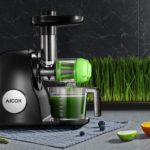 Aicok Slow Masticating Juicer Extractor (Classic Black)