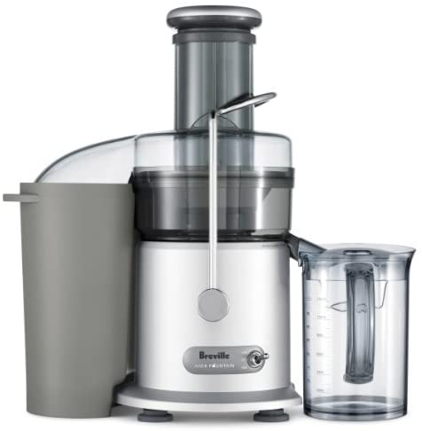 Breville JE98XL Brushed Stainless Steel Juice Fountain Plus Centrifugal Juicer