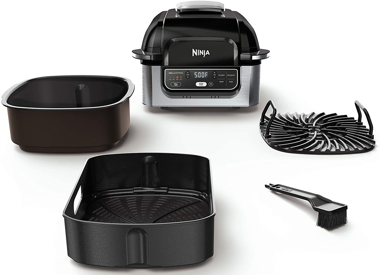 Ninja Foodi AG301 Multifunction Indoor Electric Countertop Grill